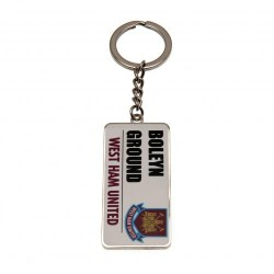 Přívěsek na klíče West Ham United FC (typ SS)