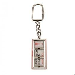 Přívěsek na klíče Liverpool FC otáčecí (typ STD)
