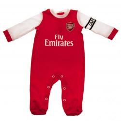 Kojenecké pyžamo Arsenal FC (typ CP) velikost 3-6 měsíců
