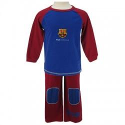 Dětské pyžamo Barcelona FC (typ BL) (3-4 roky)