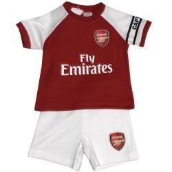 Kojenecké tričko a šortky Arsenal FC (typ DR) velikost 12-18 měsíců
