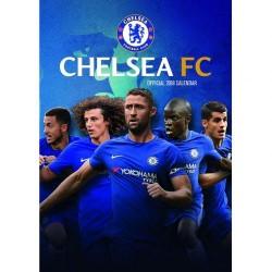 Velký kalendář 2018 Chelsea FC