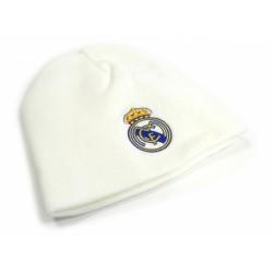 Zimní čepice Real Madrid FC bílá (typ 18) 142e589acf