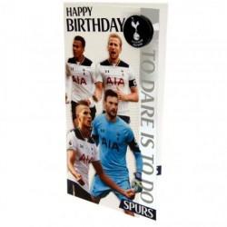 Blahopřání k narozeninám hráči Tottenham Hotspur FC (typ 18)