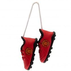 Minikopačky k zavěšení Manchester United FC (typ 18)