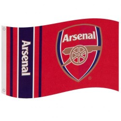 Vlajka Arsenal FC (typ WM)