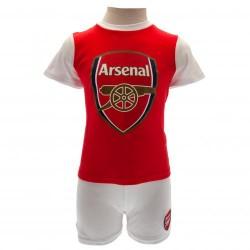 Kojenecké tričko a šortky Arsenal FC (typ NR) velikost 12-18 měsíců