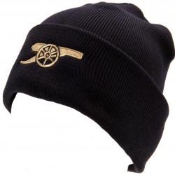 Zimní čepice Arsenal FC s lemem (typ GN)