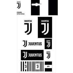 Samolepky 9ks Juventus Turín FC (typ 17)