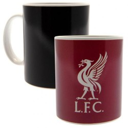 Hrnek měnící se teplem Liverpool FC (typ GR)