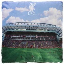 Polštářek s LED osvětlením Liverpool FC stadion (typ LED)
