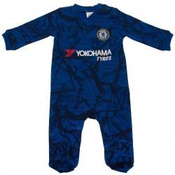 Kojenecké pyžamo Chelsea FC (typ CM) velikost 3-6 měsíců
