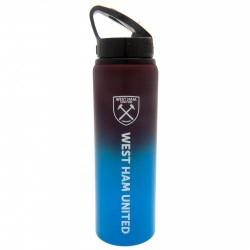 Láhev na pití XL hliníková West Ham United FC (typ 19)