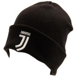 Zimní čepice Juventus Turín FC s lemem (typ TU)