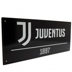 Plechová cedulka Juventus Turín FC (typ BK)