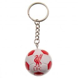 Přívěsek na klíče fotbalový míč Liverpool FC (typ 19)