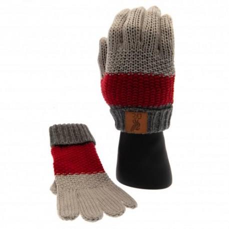 Zimní rukavice junior Liverpool FC (typ 19)