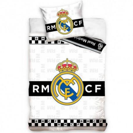 Povlečení Real Madrid FC (typ BW)