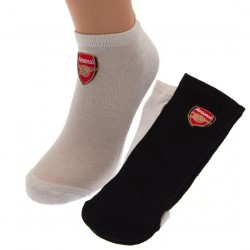 Ponožky Arsenal FC nízké (2 páry)
