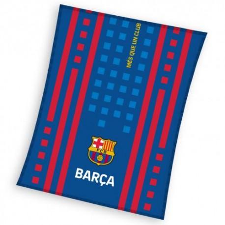 Fleecová deka Barcelona FC (typ SD)