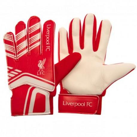 Brankářské rukavice Liverpool FC dětské (typ 19) (7-9 let)