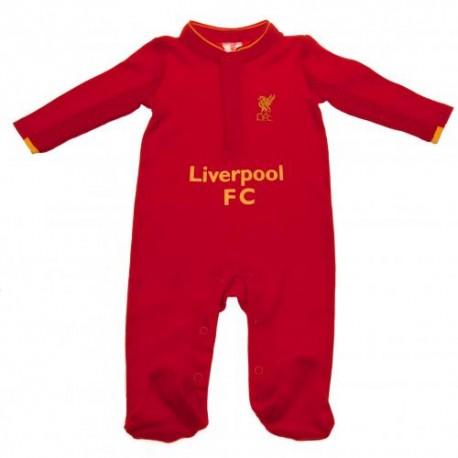 Kojenecké pyžamo Liverpool FC (typ GD) velikost 12-18 měsíců