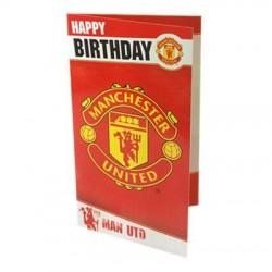 Blahopřání k narozeninám Manchester United FC