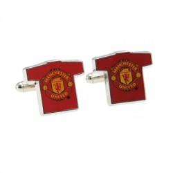 Manžetové knoflíčky Manchester United FC (typ dres)