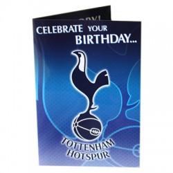 Hrací blahopřání k narozeninám Tottenham Hotspur FC