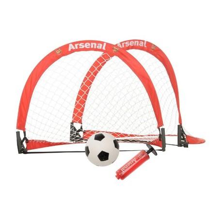 Fotbalová sada s brankami Arsenal FC