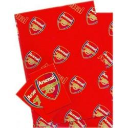 Dárkový balící papír Arsenal FC