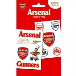 Tattoo sada Arsenal FC