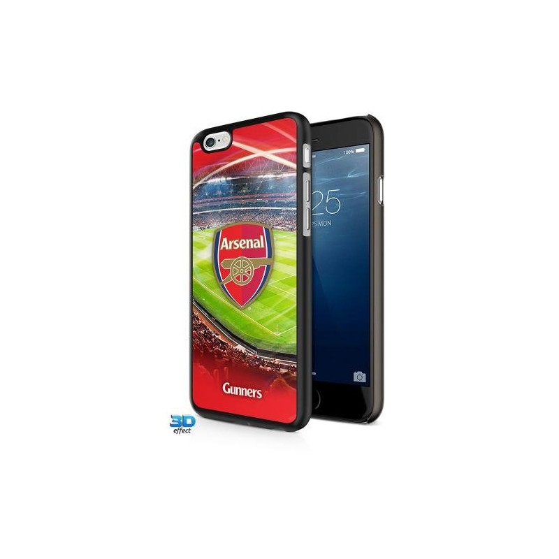 Kryt 3D na iPhone 6 Arsenal FC - Darkyahracky.cz