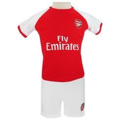 Kojenecké tričko a šortky Arsenal FC (typ RY) velikost 9-12 měsíců