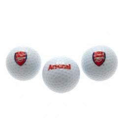 Golfové míčky Arsenal FC