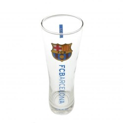 Pivní sklenice vysoká Barcelona FC (typ WM)