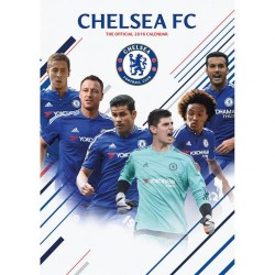 Velký kalendář 2016 Chelsea FC