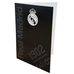Blahopřání Real Madrid FC černé