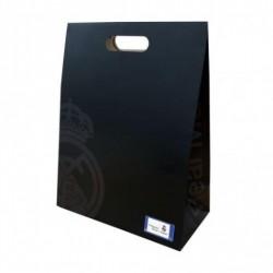 Dárková taška Real Madrid FC střední černá