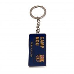 Přívěsek na klíče Barcelona FC (typ SS)