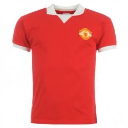 Pánské tričko polo Manchester United FC 7 červené (typ 31) velikost XL