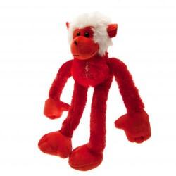 Plyšová opička klouzací Liverpool FC