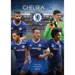 Velký kalendář 2017 Chelsea FC