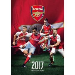 Velký kalendář 2017 Arsenal FC
