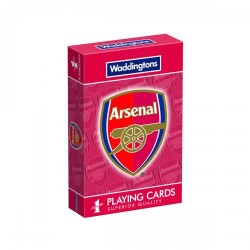 Hrací karty Arsenal FC (typ 16)